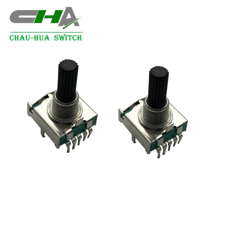 Rotary encoder switch-RS17 Series