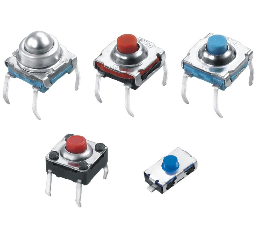 Waterproof switch _CTSMW-7 Series